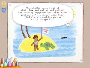 Chalk Box Story