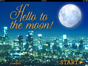 Hello to the Moon