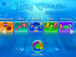 Magic Sorter -Sea Tales
