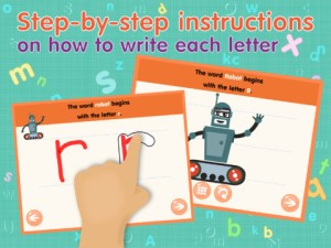 Montessori Worksheets for Kids -Traceable ABC Letters