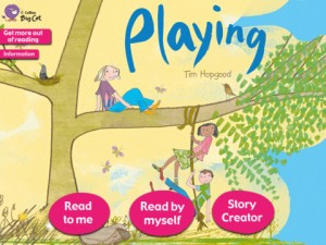 Playing Story Creator
