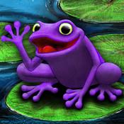 Purple Frog2