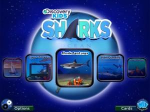Discovery Kids Sharks