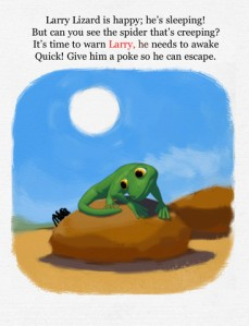 Look Out Larry