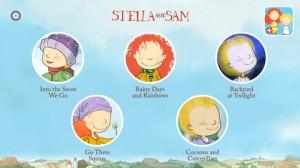 Stella adn Sam Storypack