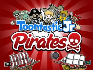 Toontastic Jr. Pirates