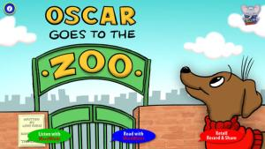 Oscar Goes to the Zoo
