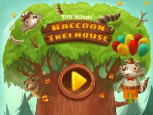 raccoon treehouse