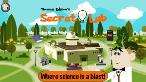 Thomas Edison's Secret Lab